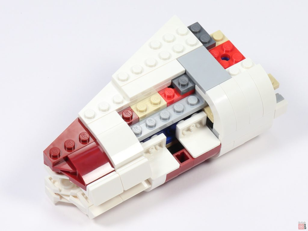 LEGO Star Wars 75275 - Bauabschnitt 07, Bild 20 | ©2020 Brickzeit