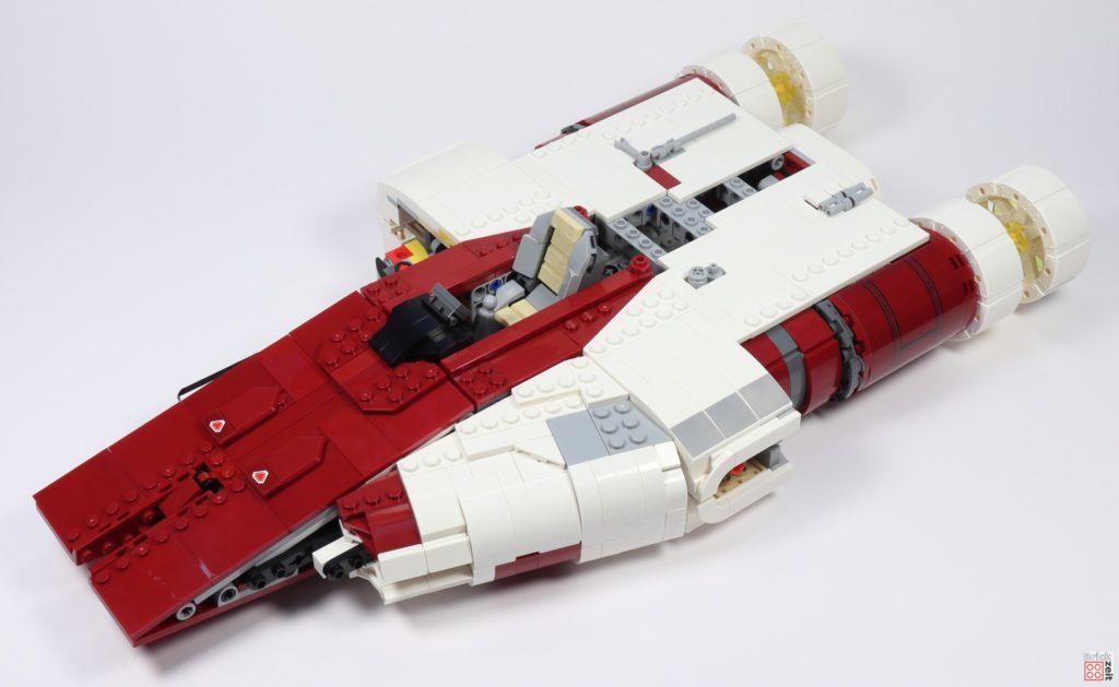 LEGO Star Wars 75275 - Bauabschnitt 07, Bild 26 | ©2020 Brickzeit