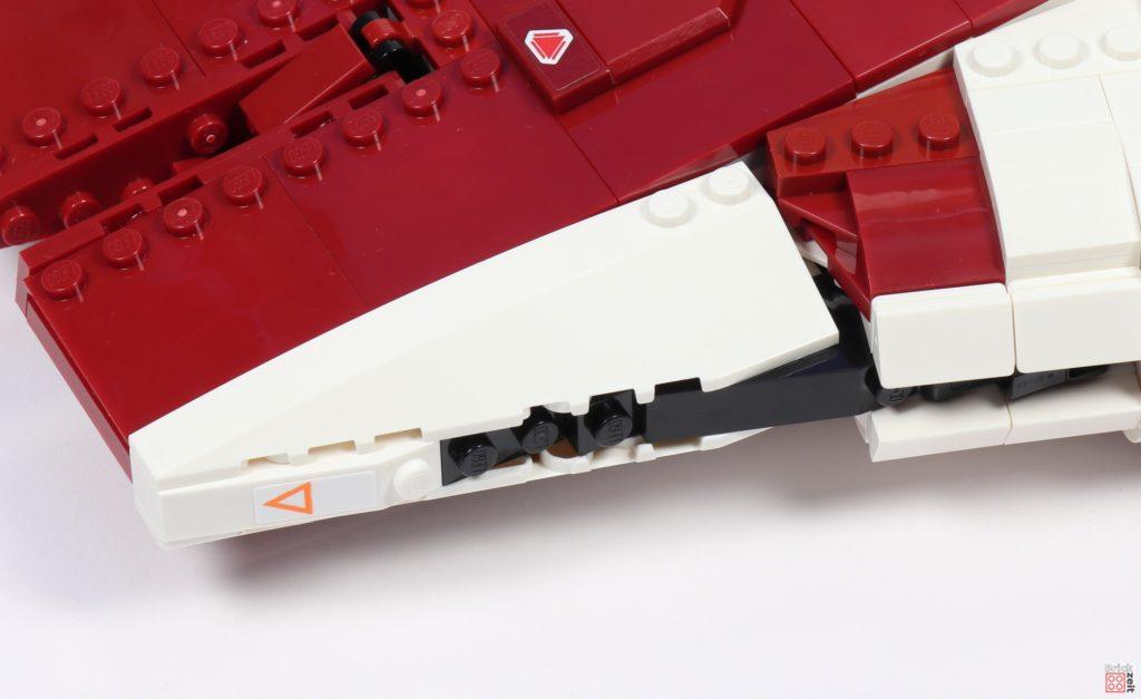 LEGO Star Wars 75275 - Bauabschnitt 08, Bild 07 | ©2020 Brickzeit