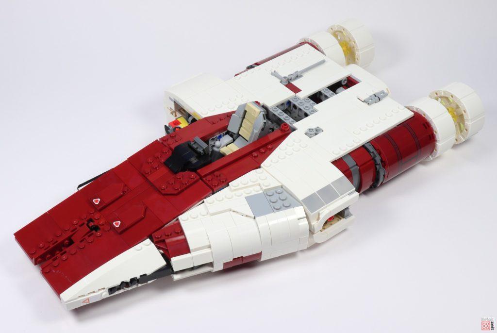 LEGO Star Wars 75275 - Bauabschnitt 08, Bild 08 | ©2020 Brickzeit