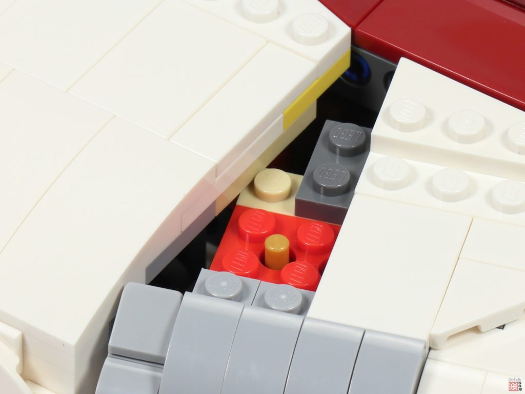 LEGO Star Wars 75275 - Bauabschnitt 08, Bild 18 | ©2020 Brickzeit