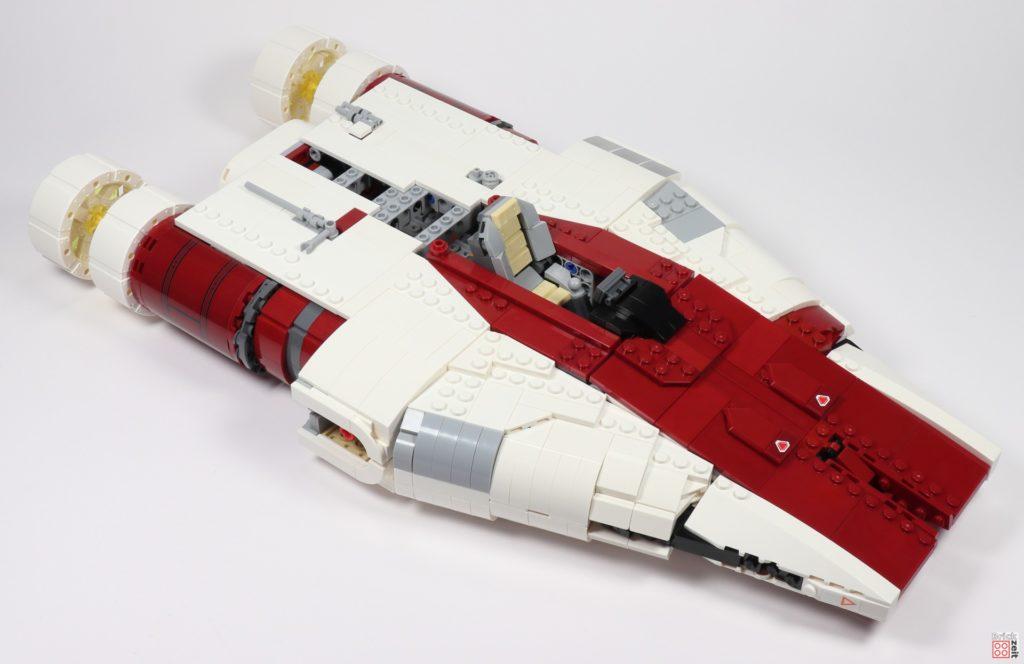 LEGO Star Wars 75275 - Bauabschnitt 08, Bild 26 | ©2020 Brickzeit