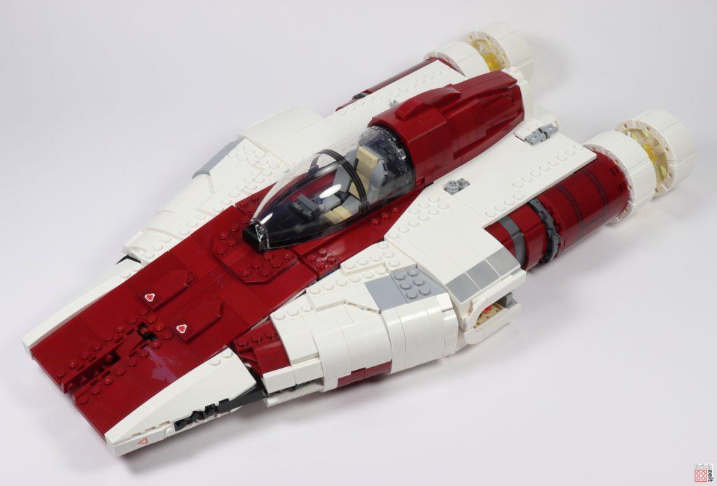 LEGO Star Wars 75275 - Bauabschnitt 09, Bild 18 | ©2020 Brickzeit