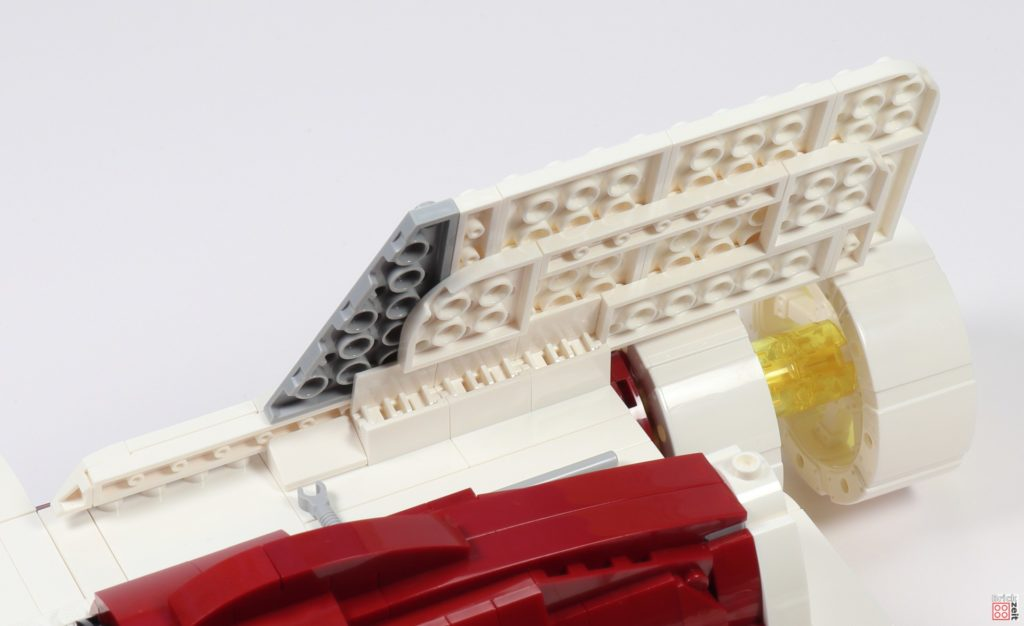 LEGO Star Wars 75275 - Bauabschnitt 09, Bild 24 | ©2020 Brickzeit