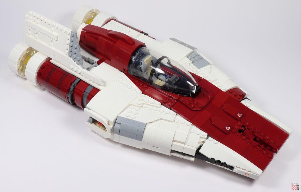 LEGO Star Wars 75275 - Bauabschnitt 09, Bild 26 | ©2020 Brickzeit