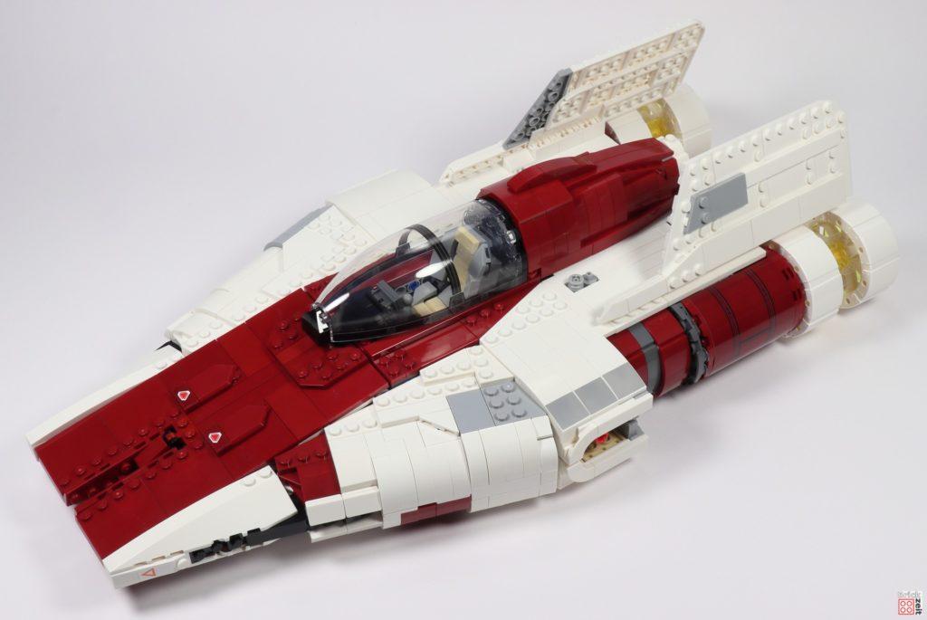 LEGO Star Wars 75275 - Bauabschnitt 09, Bild 32 | ©2020 Brickzeit