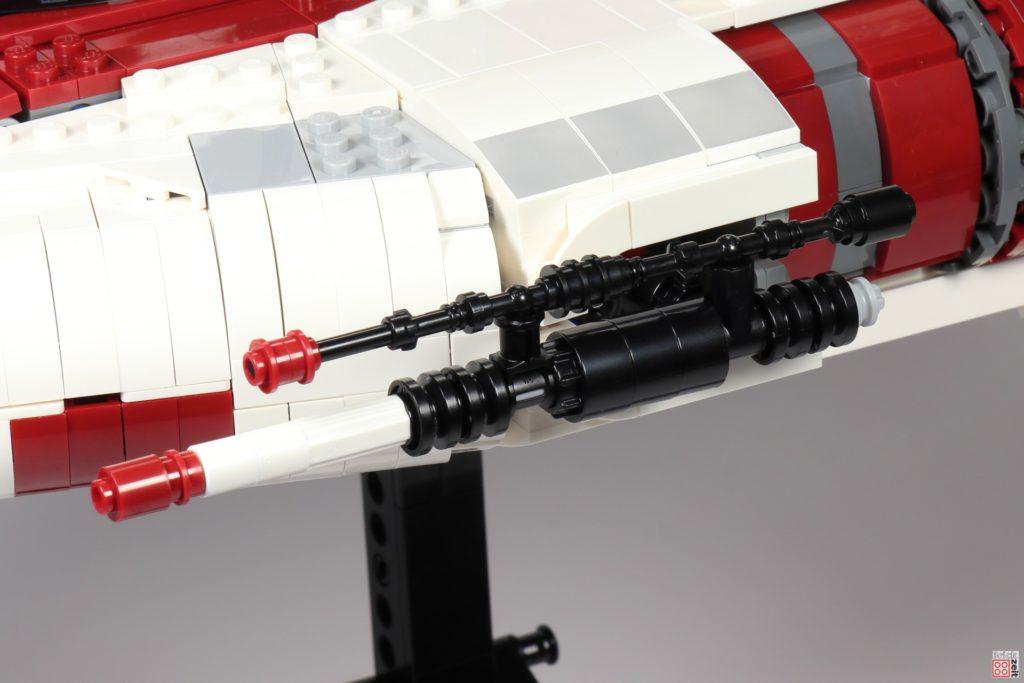 LEGO Star Wars 75275 - Bauabschnitt 11, Bild 13 | ©2020 Brickzeit