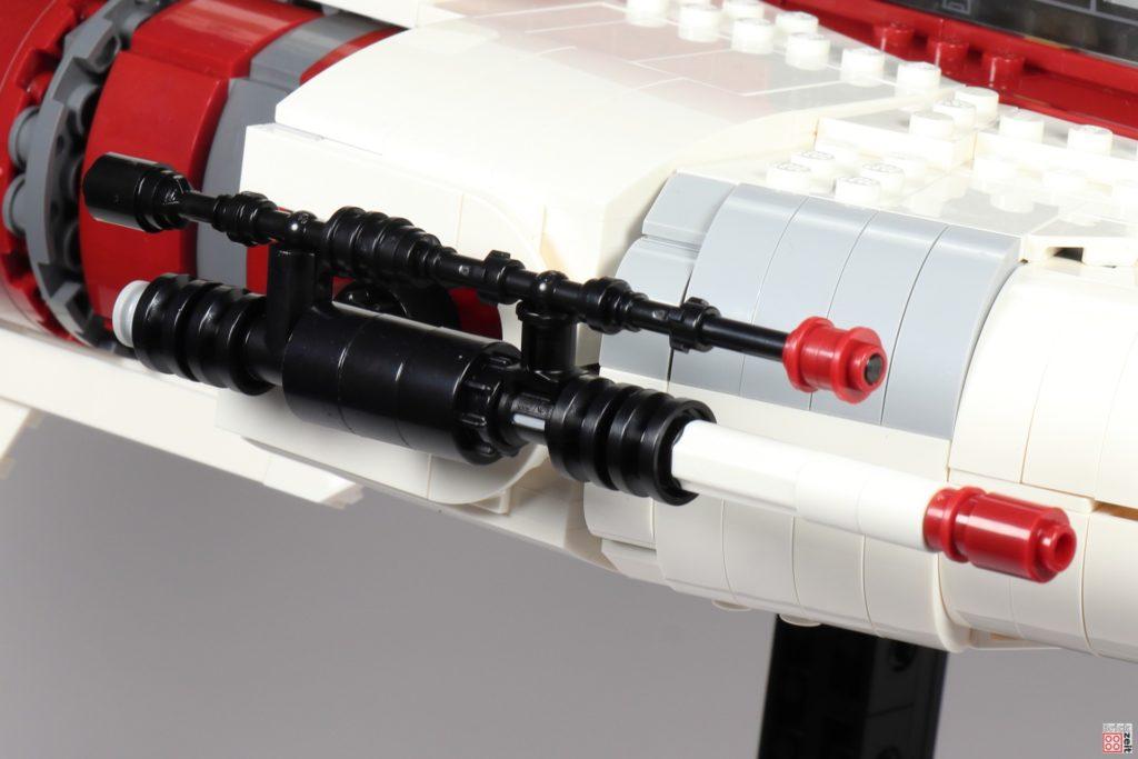 LEGO Star Wars 75275 - Bauabschnitt 11, Bild 14 | ©2020 Brickzeit