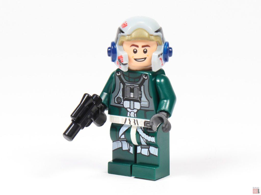 LEGO Star Wars 75275 - A-Wing Pilot mit Blaster | ©2020 Brickzeit