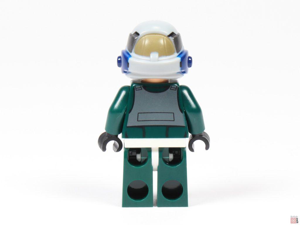 LEGO Star Wars 75275 - A-Wing Pilot, Rückseite | ©2020 Brickzeit
