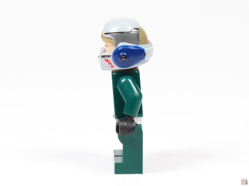 LEGO Star Wars 75275 - A-Wing Pilot, linke Seite | ©2020 Brickzeit