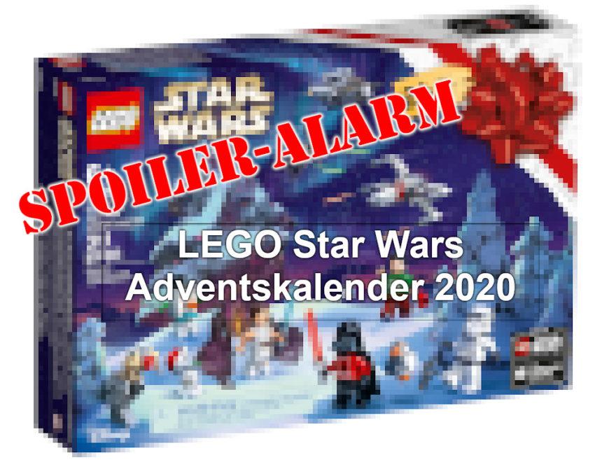 LEGO Star Wars 75279 Adventskalender 2020 [SPOILER]