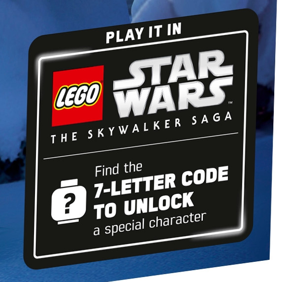 LEGO Star Wars Complete Skywalker Saga Game-Code | ©LEGO Gruppe