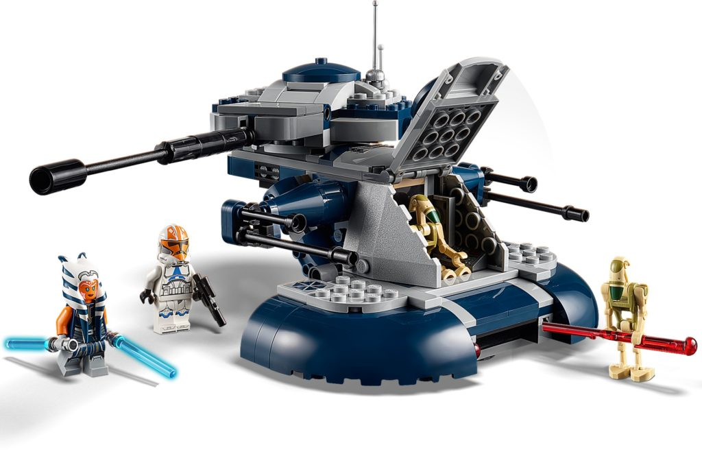 LEGO Star Wars 75283 Armored Assault Tank (AAT™) | ©LEGO Gruppe