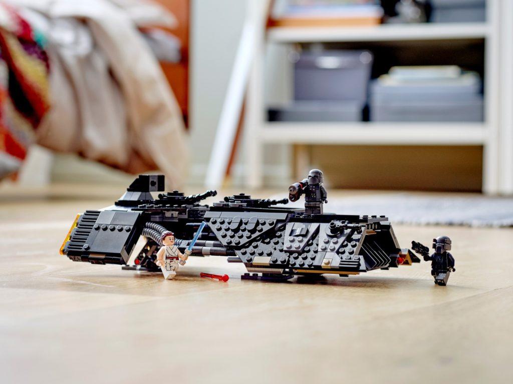 LEGO Star Wars 75284 Transportschiff der Ritter von Ren™ | ©LEGO Gruppe