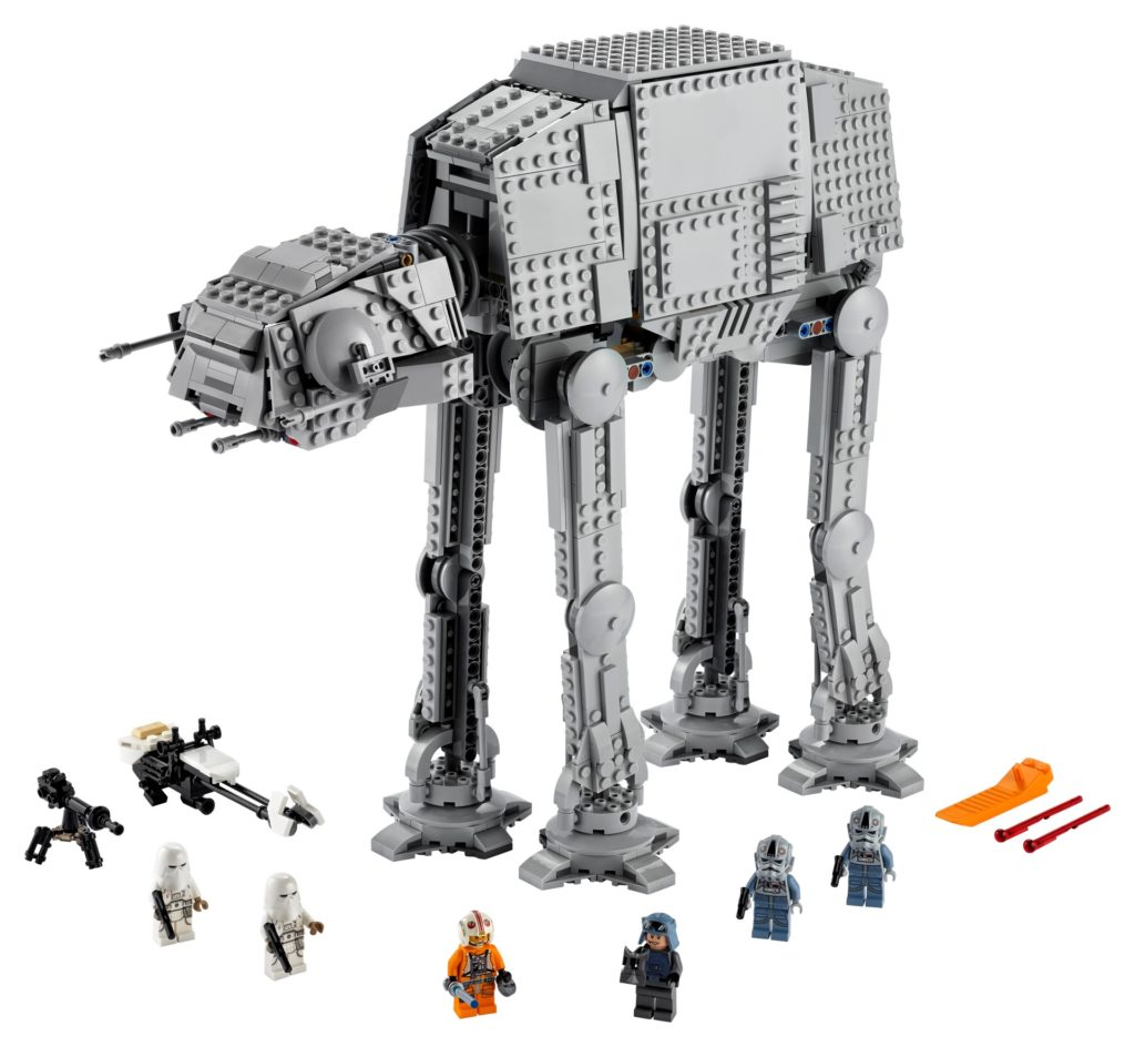 LEGO Star Wars 75288 AT-AT™ | ©LEGO Gruppe