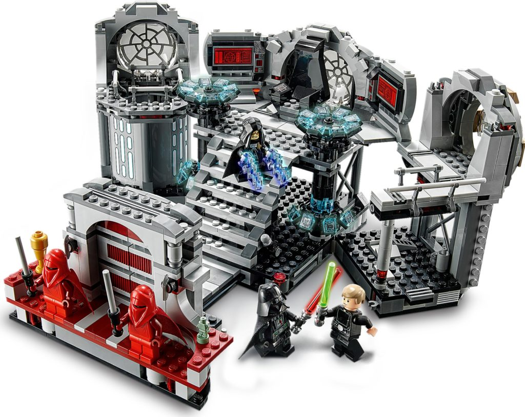 LEGO Star Wars 75291 Todesstern™ – Letztes Duell | ©LEGO Gruppe