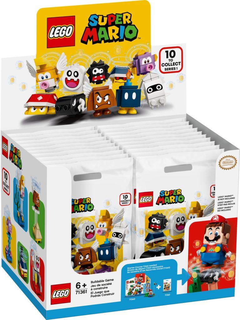 LEGO Super Mario 71361 Mario-Charaktere-Serie | ©LEGO Gruppe