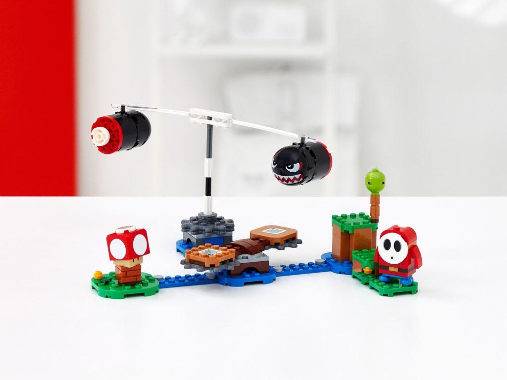 LEGO Super Mario 71366 Riesen-Kugelwillis – Erweiterungsset | ©LEGO Gruppe