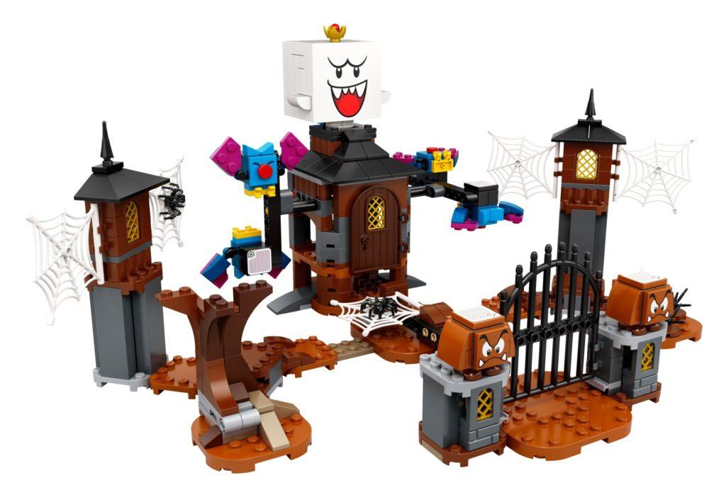 LEGO Super Mario 71377 König Buu Huu und der Spukgarten – Erweiterungsset | ©LEGO Gruppe