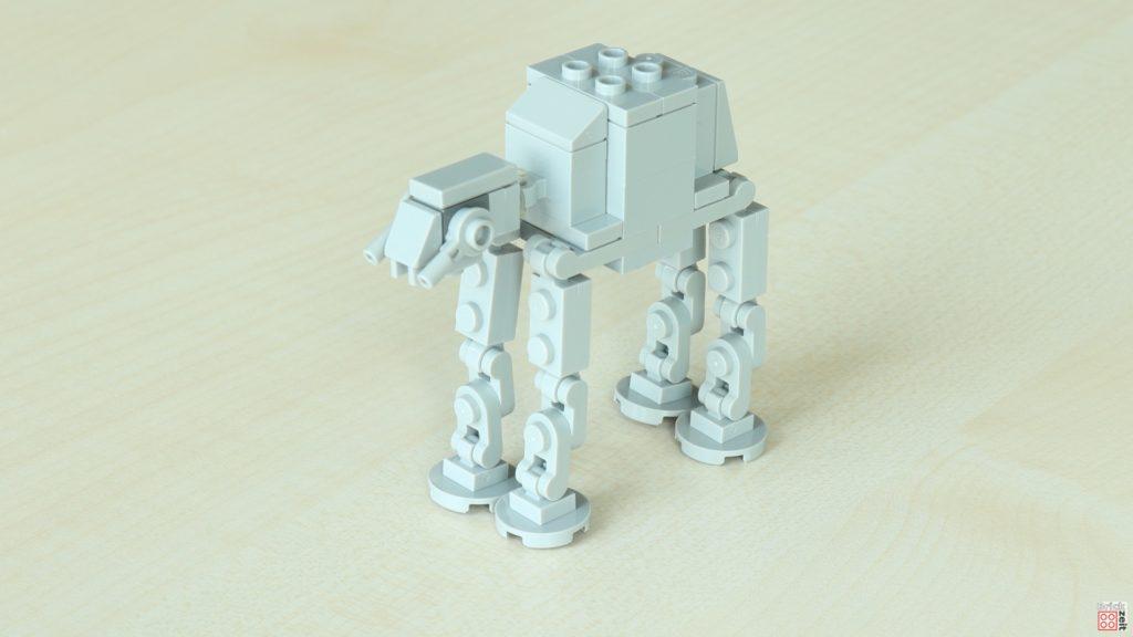 LEGO Star Wars AT-AT vorne | ©Brickzeit | ©Brickzeit