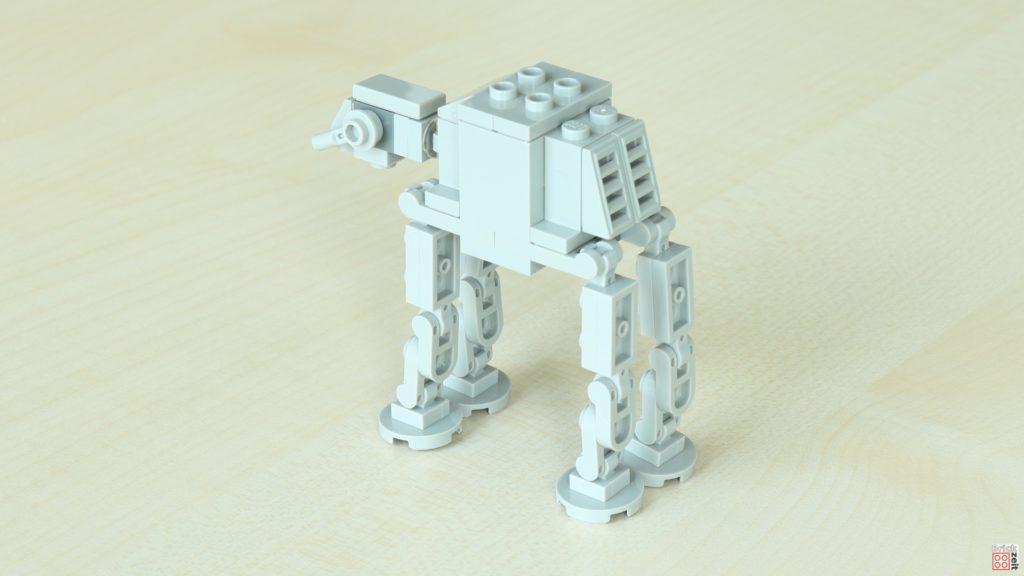 LEGO Star Wars AT-AT hinten | ©Brickzeit | ©Brickzeit