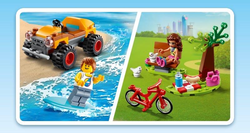Zur Auswahl LEGO 30369 oder LEGO 30412 | ©LEGO Gruppe