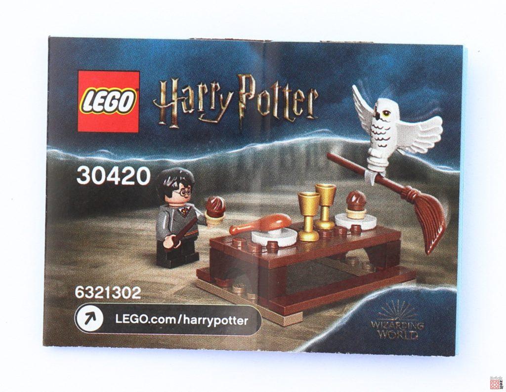LEGO 30420 Harry Potter und Hedwig Eulenlieferung, Anleitung| ©Brickzeit