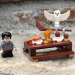 Review - LEGO 30420 Harry Potter und Hedwig Eulenlieferung Polybag| ©Brickzeit