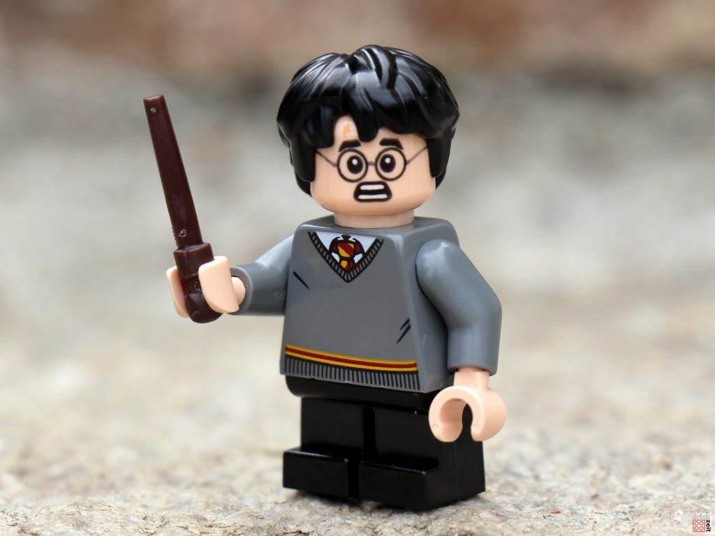 LEGO 30420 - Harry Potter, Gesicht 2 | ©Brickzeit