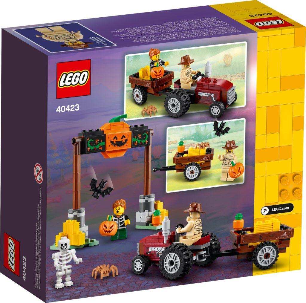 LEGO 40423 Halloween Hayride | ©LEGO Gruppe