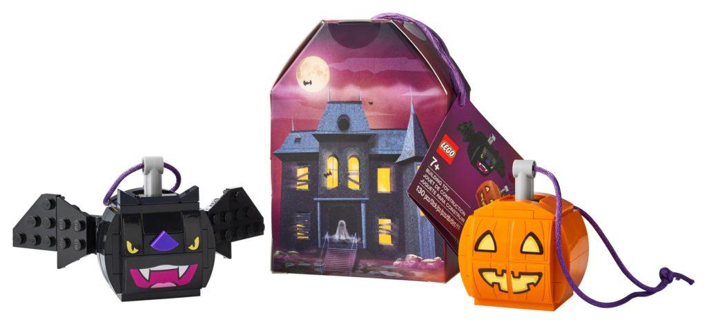 LEGO 854049 Pumpkin & Bat Duo | ©LEGO Gruppe
