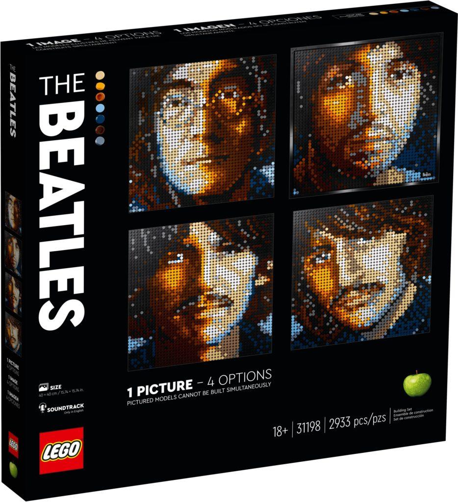 LEGO Art 31198 The Beatles | ©LEGO Gruppe
