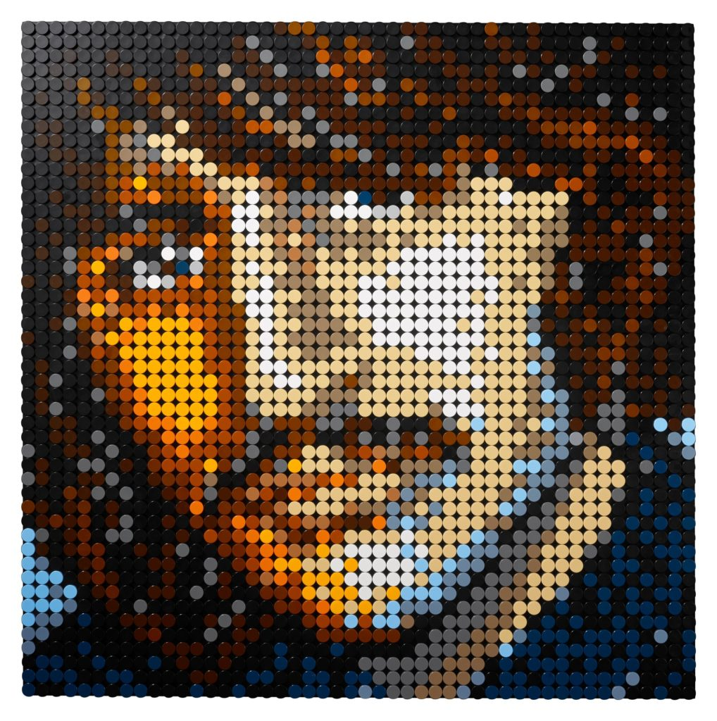 LEGO Art 31198 The Beatles | ©LEGO Gruppe