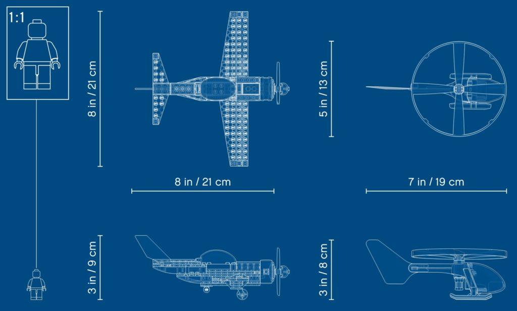 LEGO City 60260 Air Race | ©LEGO Gruppe