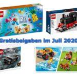 LEGO Gratisbeigaben im Juli 2020