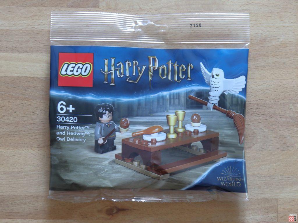LEGO 30420 Harry Potter und Hedwig Polybag | ©Brickzeit