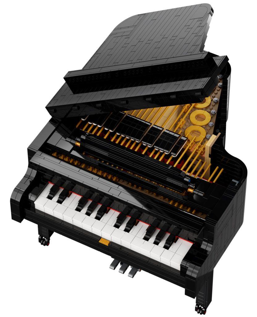 LEGO® Ideas 21323 Konzertflügel | ©LEGO Gruppe
