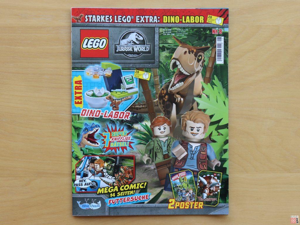 LEGO Jurassic World Magazin Nr. 8 | ©Brickzeit