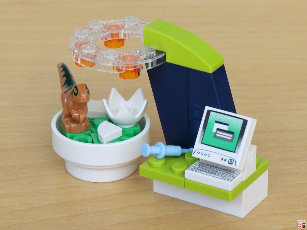 LEGO Jurassic World - Dino-Labor | ©Brickzeit