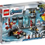 LEGO Marvel 76167 Iron Mans Arsenal ab 1. August 2020 verfügbar | ©LEGO Gruppe