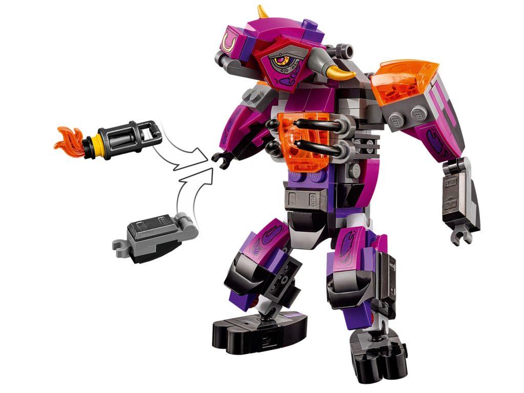 LEGO Monkie Kid 80016 Die glühende Gießerei | ©LEGO Gruppe