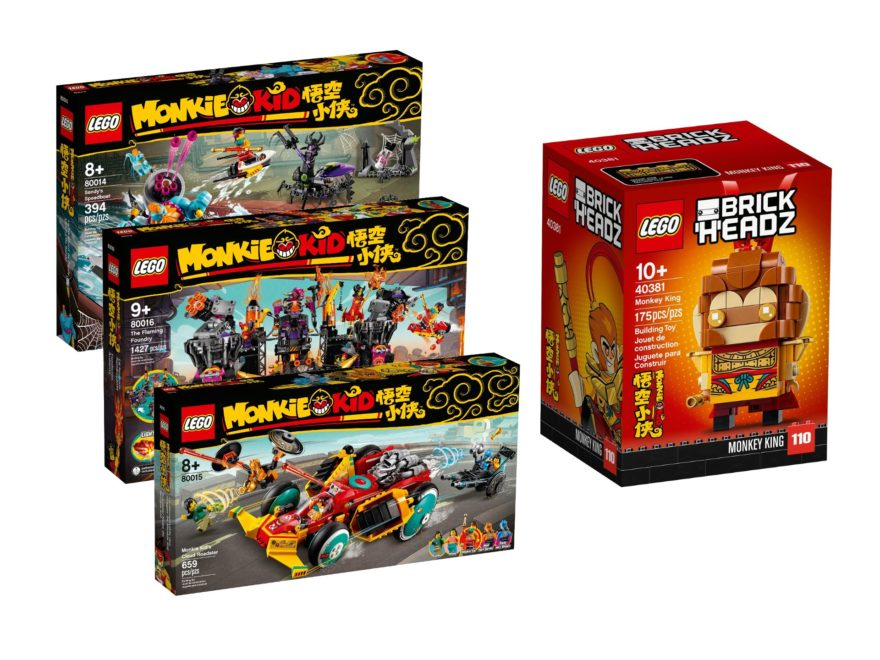 LEGO Monkie Kid - August 2020 Neuheiten | ©LEGO Gruppe