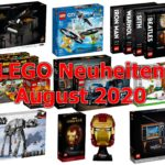 LEGO Neuheiten August 2020 in der Übersicht | ©Brickzeit
