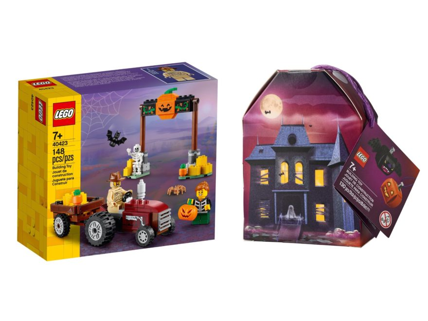 LEGO Seasonal Sets im August 2020 | ©LEGO Gruppe