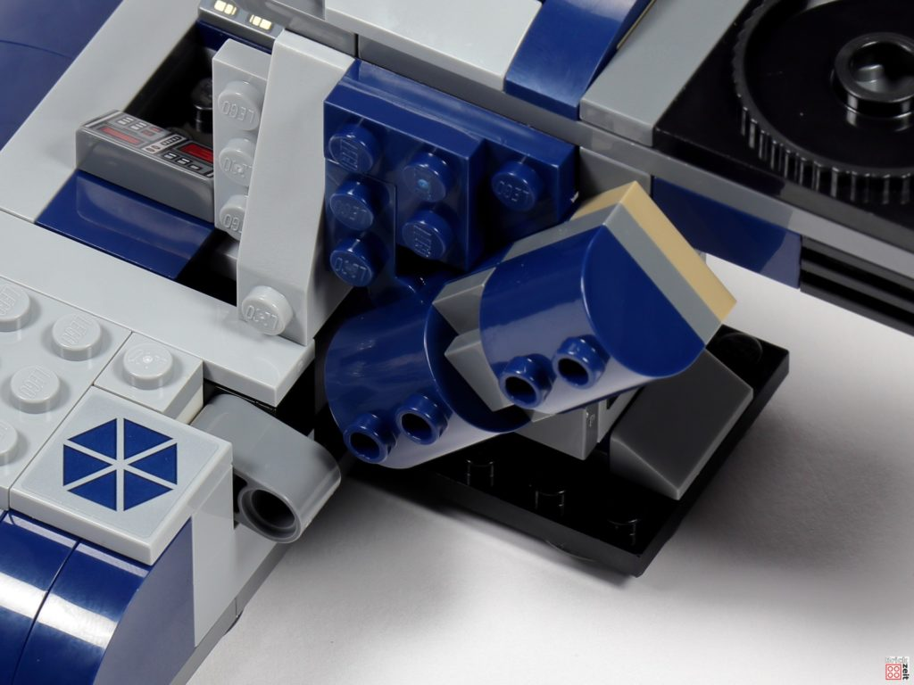 LEGO Star Wars 75283 - Bauabschnitt 2, Bild 14 | ©2020 Brickzeit
