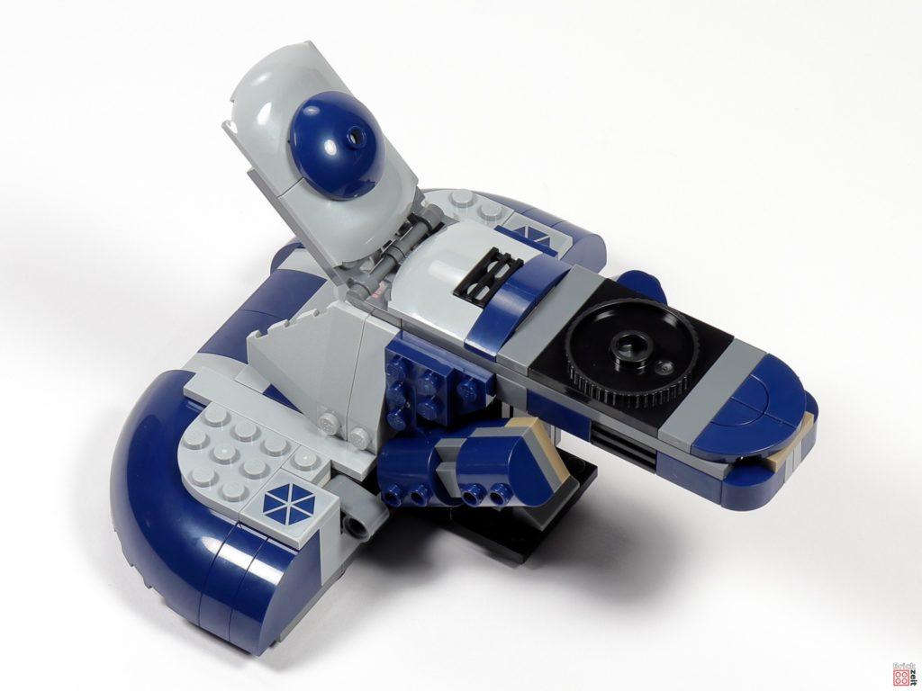 LEGO Star Wars 75283 - Bauabschnitt 2, Bild 19 | ©2020 Brickzeit
