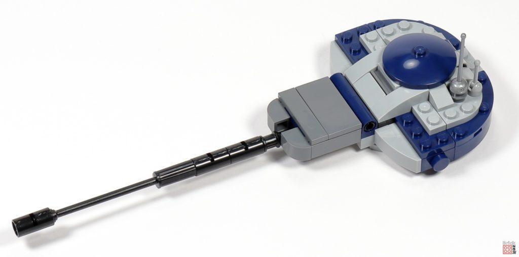 LEGO Star Wars 75283 - Bauabschnitt 3, Bild 17 | ©2020 Brickzeit