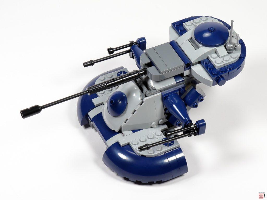 LEGO Star Wars 75283 - Bauabschnitt 3, fertig | ©2020 Brickzeit