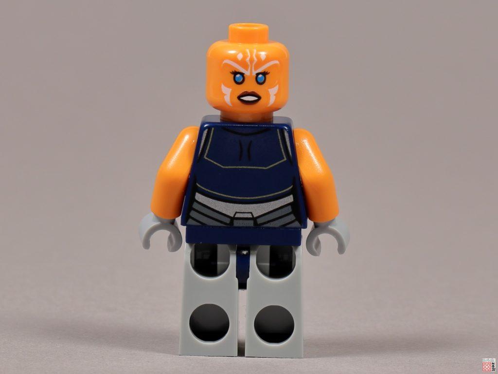 LEGO 75238 - Ashoka Tano, Rückseite, ohne Kopfteil | ©2020 Brickzeit